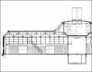 Costruzione di capannoni in ferro