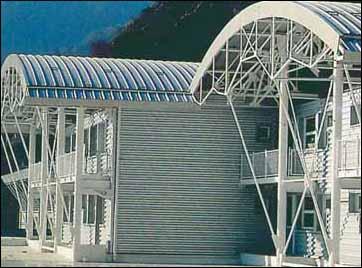 Costruzione edifici in metallo