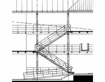 Costruzione edifici commerciali in acciaio